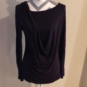 Ann Taylor Ruched Top